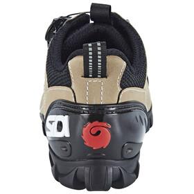 Sidi SD15 Shoes Men Sand/Black